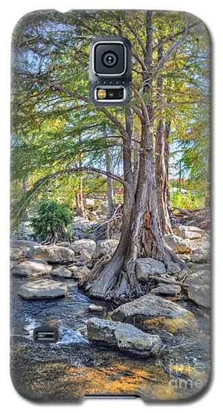 Guadalupe River Galaxy S5 Case by Savannah Gibbs