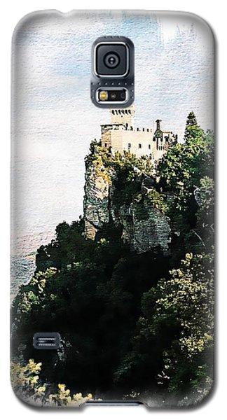 Guaita Castle Fortress Galaxy S5 Case by Joseph Hendrix