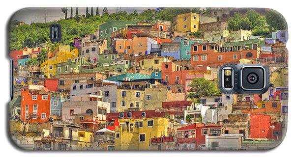 Guanajuato Hillside Galaxy S5 Case