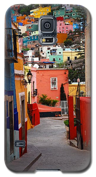 Guanajuato Lane Galaxy S5 Case by Skip Hunt