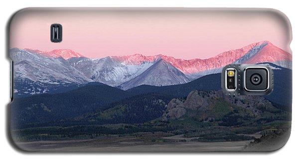 Guanella Sunrise Galaxy S5 Case