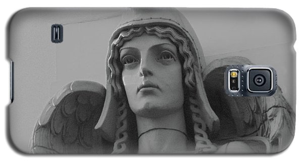 Guardian Angel On Watch Galaxy S5 Case