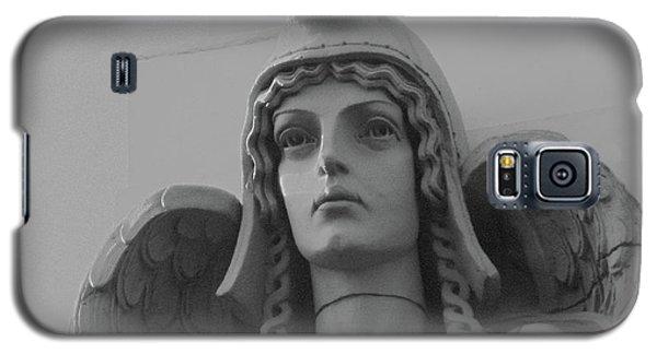 Guardian Angel On Watch Galaxy S5 Case