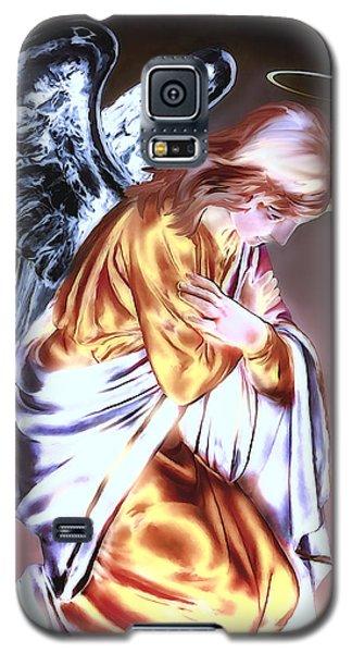 Guardian Angel Galaxy S5 Case by Pennie  McCracken