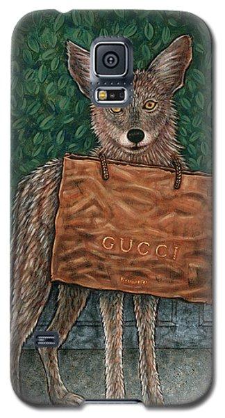 Gucci Coyote Galaxy S5 Case