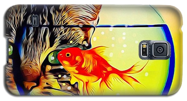 Guess Who's Coming To Dinner? Galaxy S5 Case