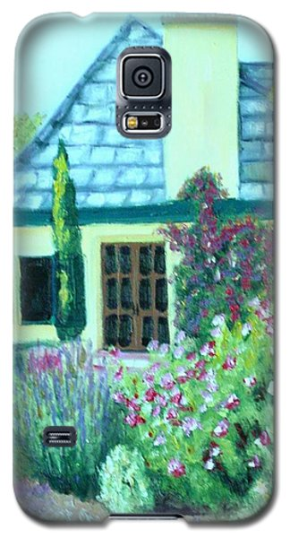Guest Cottage Galaxy S5 Case