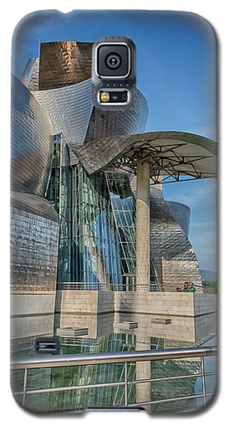 Guggenheim Museum Bilbao Spain Galaxy S5 Case by James Hammond