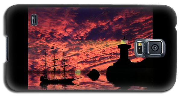 Guiding The Way Galaxy S5 Case by Shane Bechler