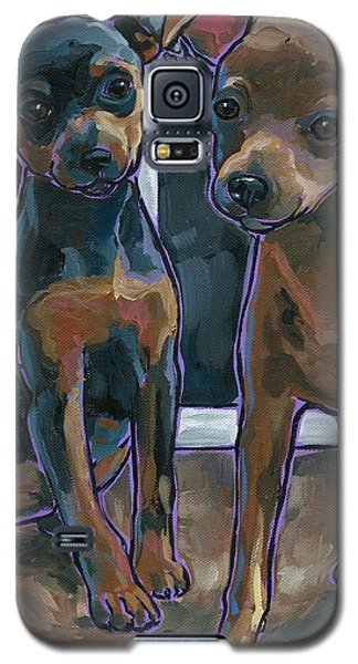 Guinness And Bailey Galaxy S5 Case by Nadi Spencer