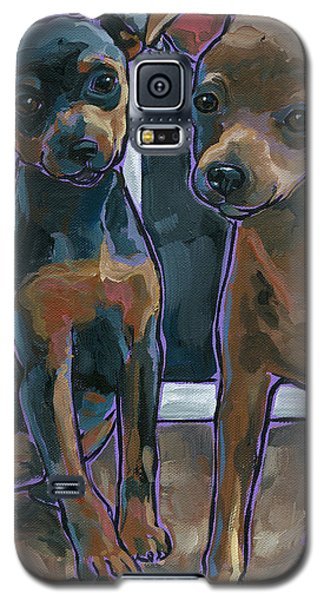 Guinness And Bailey Galaxy S5 Case