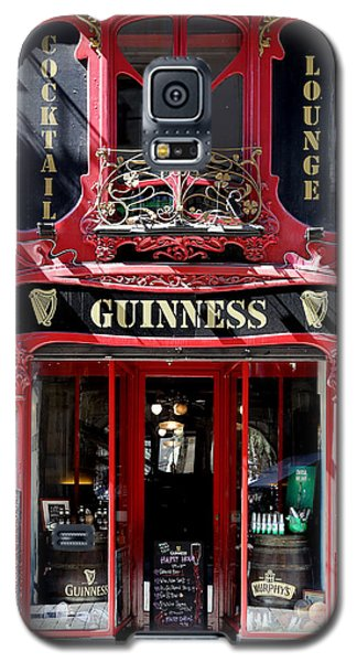 Galaxy S5 Case featuring the photograph Guinness Beer 5 by Andrew Fare