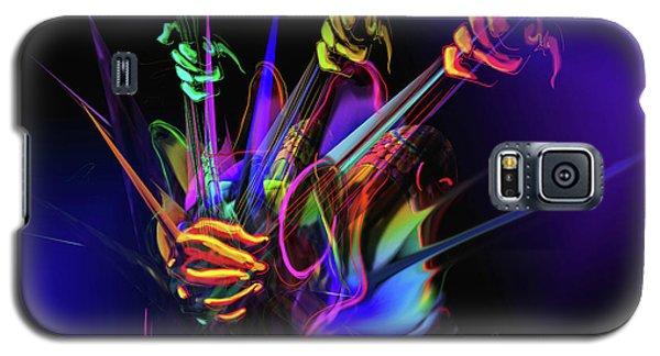 Guitar 3000 Galaxy S5 Case by DC Langer