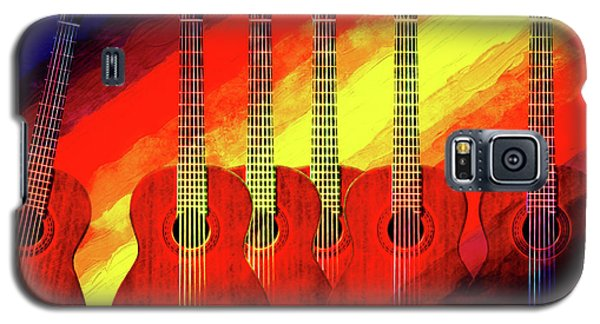 Guitar Fantasy One Galaxy S5 Case