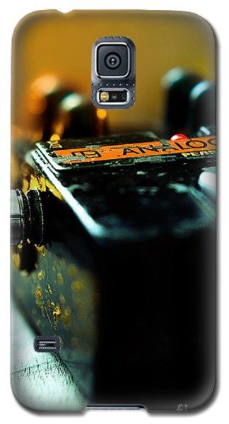 Guitar Pedal Galaxy S5 Case
