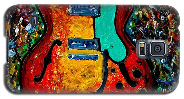 Guitar Scene Galaxy S5 Case
