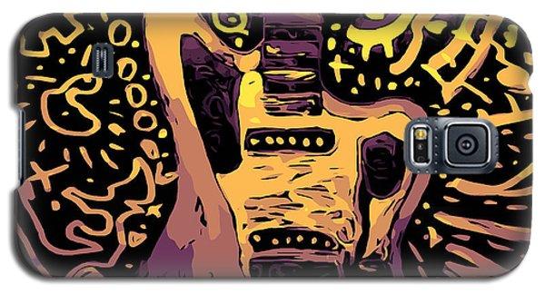 Guitar Slinger Galaxy S5 Case