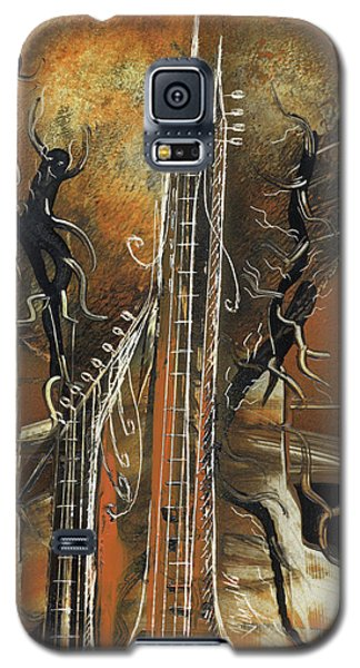 Guitar World Galaxy S5 Case