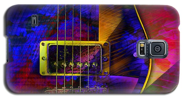 Guitars Galaxy S5 Case