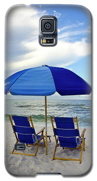 Gulf Coast Beach Oasis Galaxy S5 Case