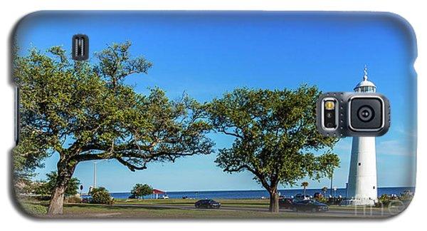 Gulf Coast Lighthouse Seascape Biloxi Ms 3663b Galaxy S5 Case