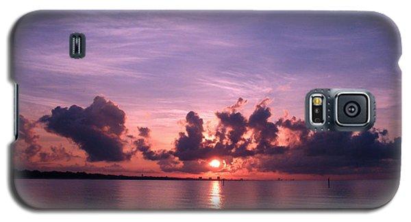 Gulf Coast Sunrise Galaxy S5 Case by Brian Wright