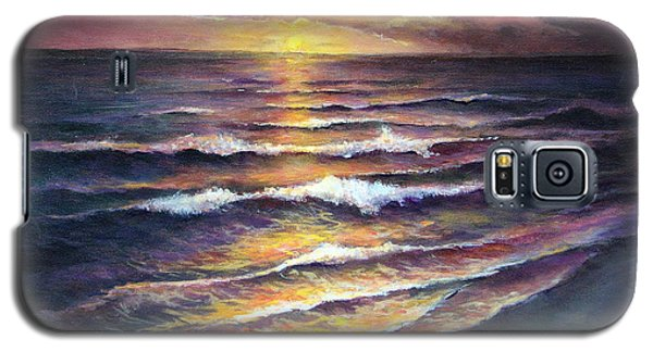 Gulf Coast Sunset Galaxy S5 Case