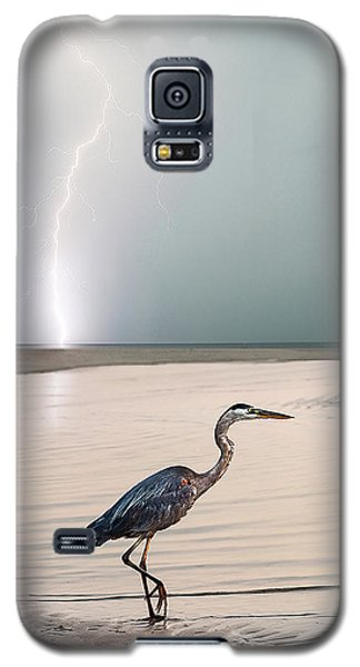 Gulf Port Storm Galaxy S5 Case