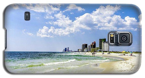 Gulf Shores Al Beach Seascape 1746a Galaxy S5 Case