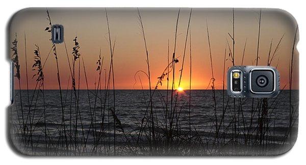 Gulf Sunset In Florida Galaxy S5 Case