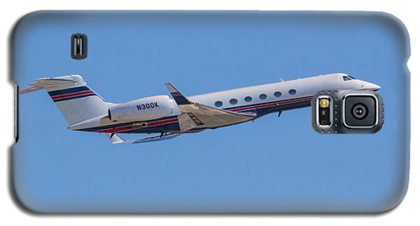 Gulfstream Gv Private Jet Galaxy S5 Case