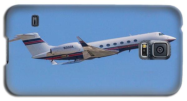 Gulfstream Gv Private Jet Galaxy S5 Case