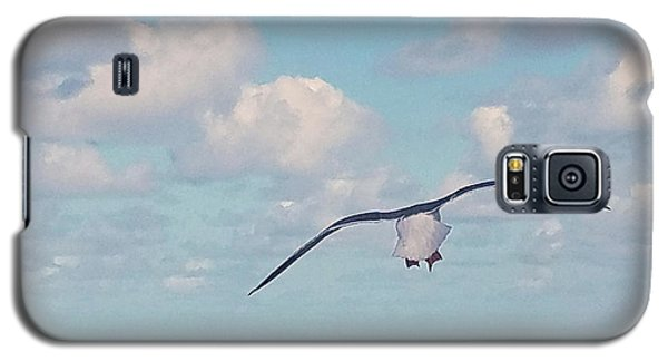 Gull Getaway Galaxy S5 Case by Suzy Piatt