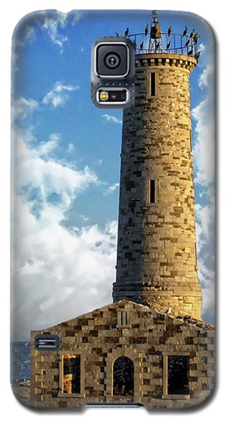 Gull Island Lighthouse Galaxy S5 Case