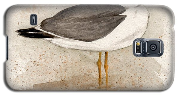 Gull Galaxy S5 Case by Nancy Patterson