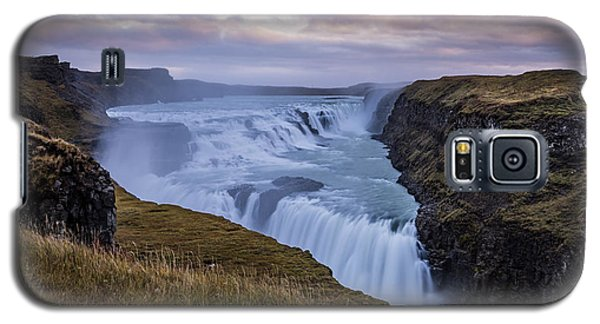 Gullfoss, Sunrise Galaxy S5 Case