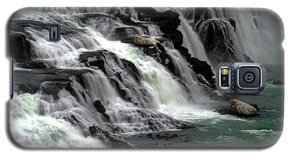 Gullfoss Waterfalls, Iceland Galaxy S5 Case