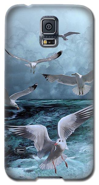 Gulls' Banquet Galaxy S5 Case