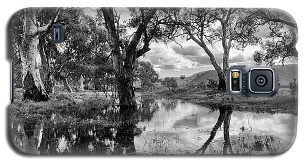 Galaxy S5 Case featuring the photograph Gum Creek by Douglas Barnard