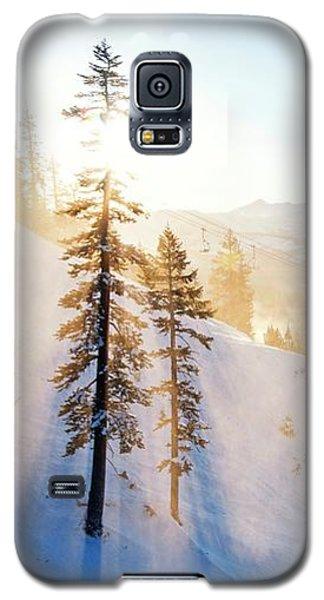 Gunbarrel Rays By Brad Scott Galaxy S5 Case