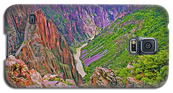 Gunnison River Galaxy S5 Case