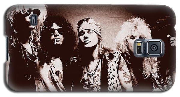 Guns N' Roses - Band Portrait 02 Galaxy S5 Case