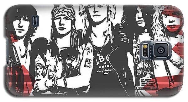 Guns N Roses Graffiti Tribute Galaxy S5 Case