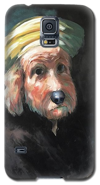 Gunther's Self Portrait Galaxy S5 Case by Diane Daigle