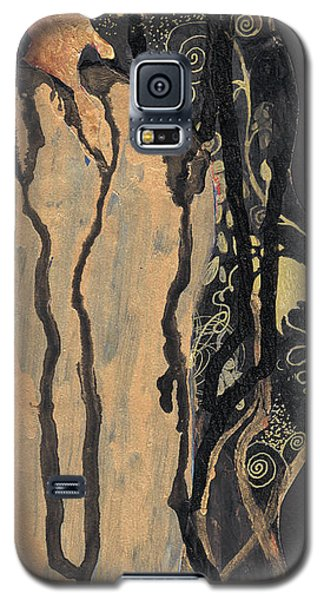 Gustav Klimt's Tears Galaxy S5 Case by Maya Manolova