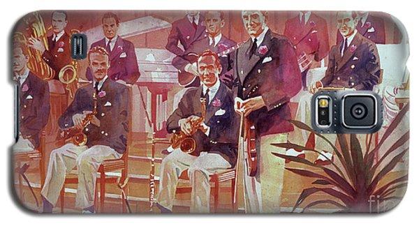 Guy Lombardo The Royal Canadians Galaxy S5 Case