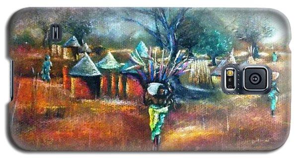 Gwari Village In Abuja Nigeria Galaxy S5 Case