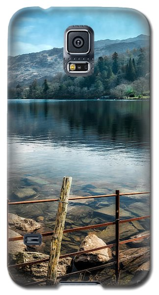 Gwynant Lake Galaxy S5 Case