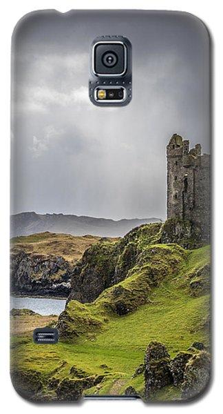 Gylen Castle On Kerrera In Scotland Galaxy S5 Case