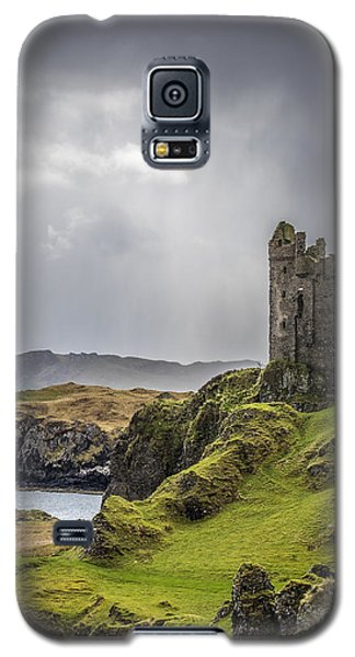 Gylen Castle On Kerrera In Scotland Galaxy S5 Case